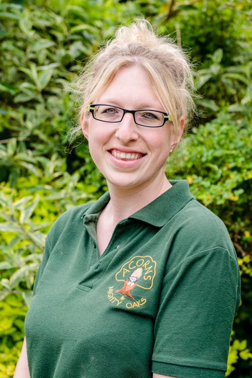 Acorns Staff Member
