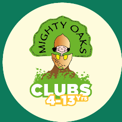 Mighty Oaks Clubs Cirencester Logo link to mightyoaksclubs.com