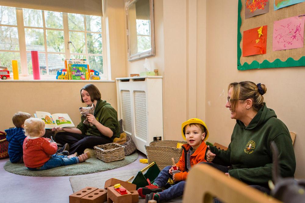 Babies room at Acorns Nursery Cirencester